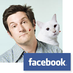 Michael Showalter on Facebook
