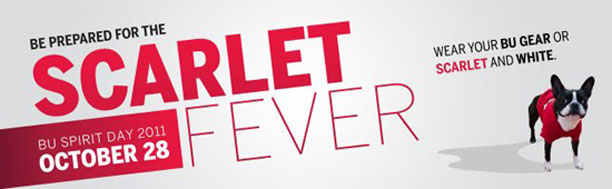 Scarlet Fever at Boston Univesity