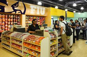 FIU Bookstore Convenience