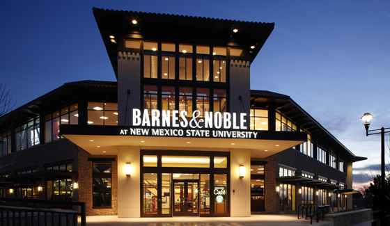 Barnes & Noble College Featured in Store Design Showcase ...