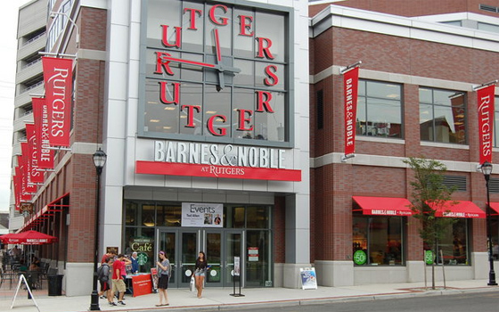 Rutgers University Celebrates New Campus Store Next