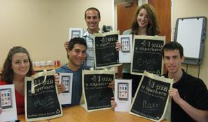 Barnes & Noble College summer interns