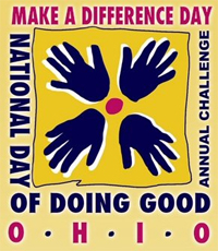 Make a Difference Day Ohio