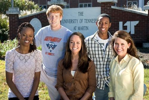 UT Martin Students