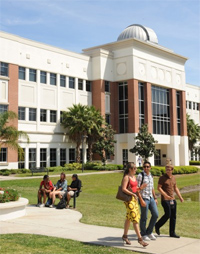 Florida Istitute of Technology campus