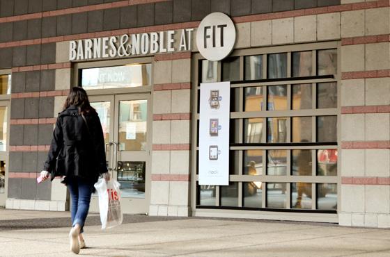 Barnes & Noble at FIT