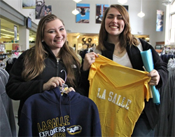Lasalle University Bookstore