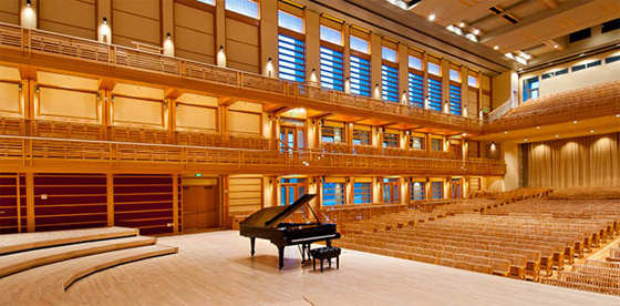 Sonoma State Green Music Center