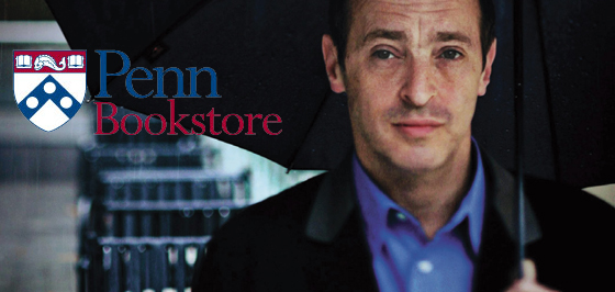 David Sedaris at Penn Bookstore