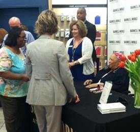 Toni Morrison book signing