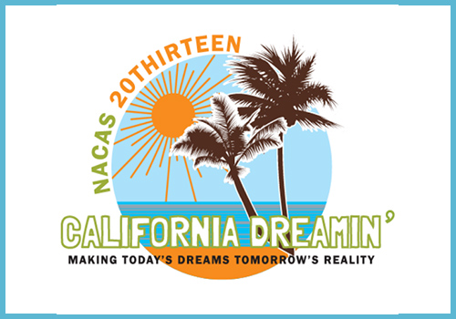 NACAS 2013_California Dreamin