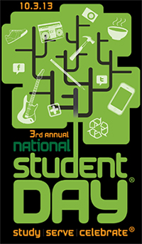National Student Day 2013