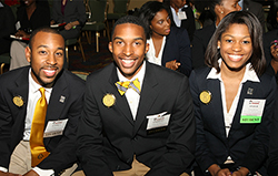 Over 500 students attended the TMCF Leadership Institute in Washington, D.C.