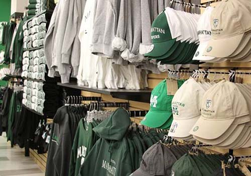 Manhattan College Bookstore_interior