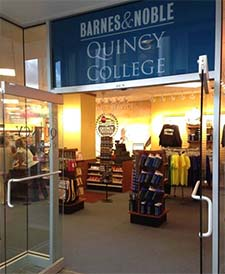 Quincy College_entrance