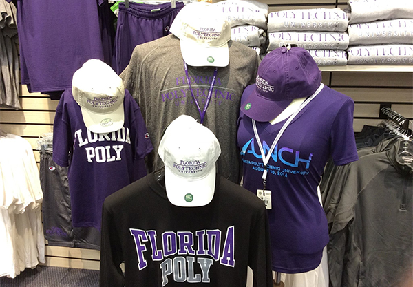 Barnes & Noble at Florida Polytechnic Bookstore