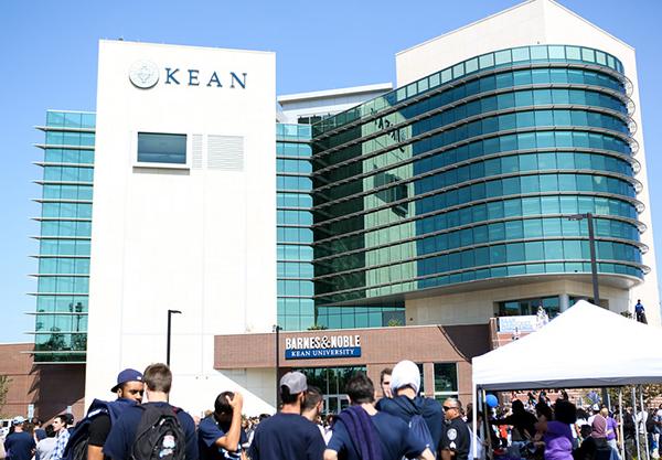 Kean University Bookstore_exterior