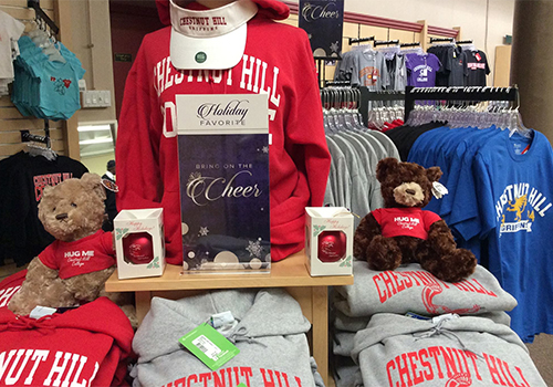 Chestnut Hill College Bookstore
