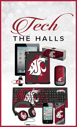 Washington State University bookstore, The Bookie, curates gift ideas sold in-store and online that are perfect for the holidays.