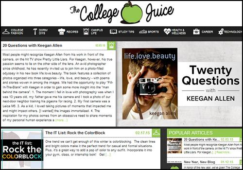College Juice