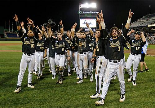 2014 Vanderbilt Baseball champions