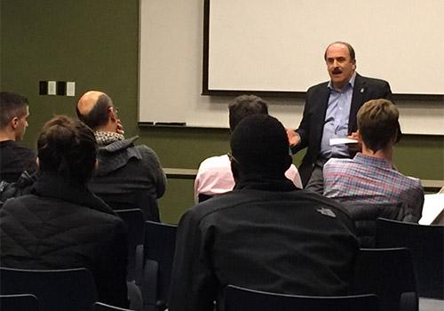 Joel Friedman at Emory University