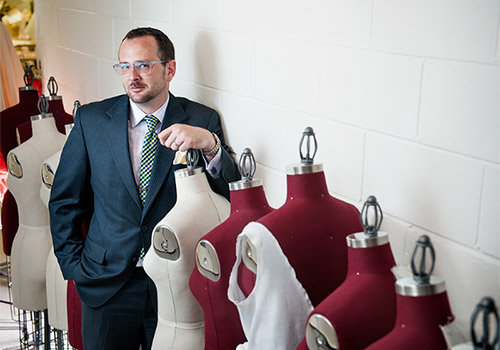 Charles Freeman, Jr., PhD., is the Assistant Professor of Apparel, Textiles and Merchandising at Mississippi State University.