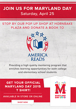 Maryland Day email