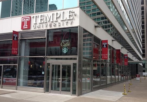 Temple University Center City Bookstore