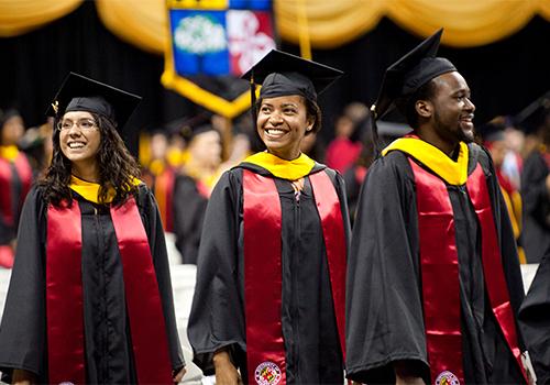 Graduation_U of Maryland