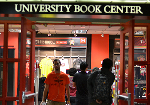 U of Maryland_bookstore