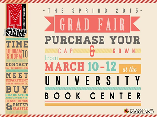 U of Maryland grad fair