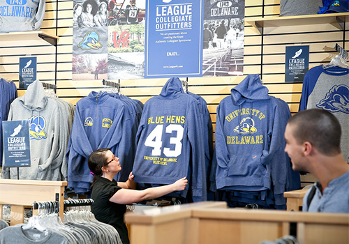 League apparel_Barnes & Noble College