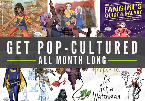 Get Pop Culture