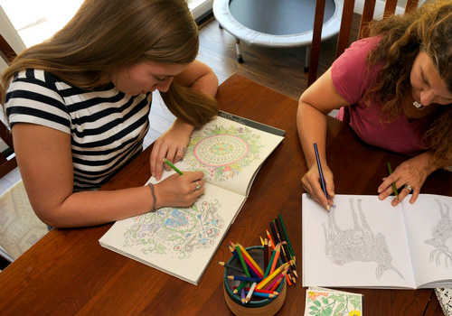 Coloring Books_students