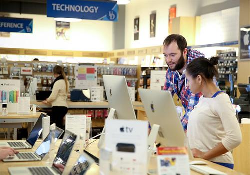 UDel Bookstore Tech Center