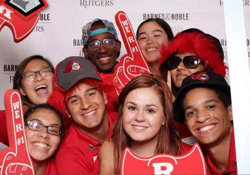 Rutgers VIP Night