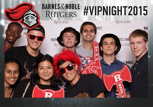 Rutgers VIP Night_Fall 2015