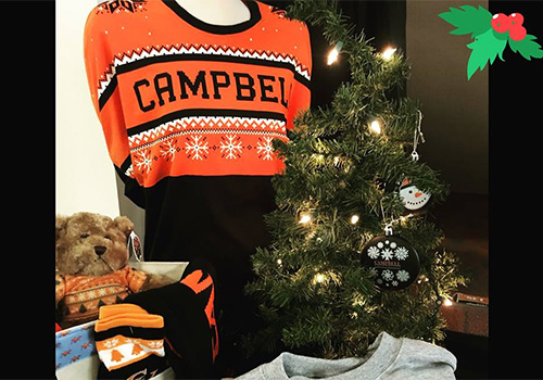 Campbell U_ugly sweater2015
