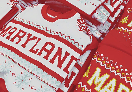 University of Maryland_ugly sweater2015