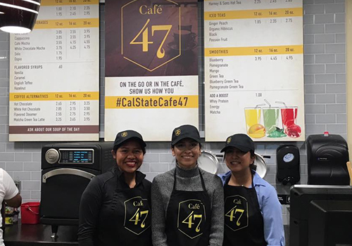Cal State LA Cafe 47