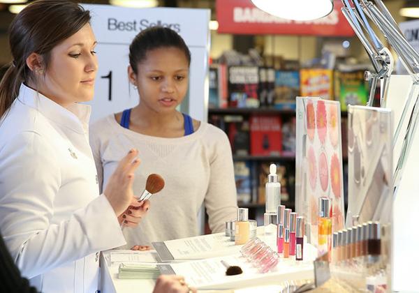 bookstore retail_clinique