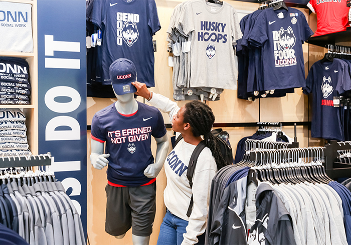 Curating On-Trend College Merchandise in Campus Stores - Next
