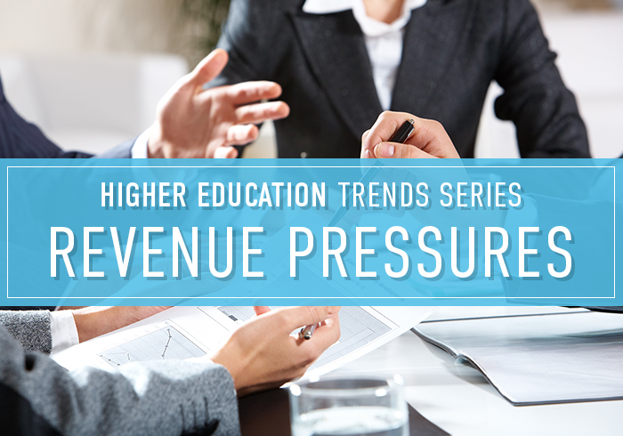 college revenue pressures
