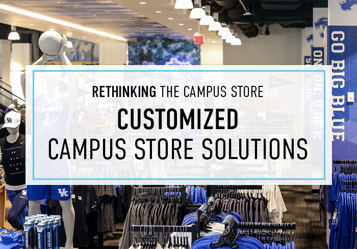 customized campus store solutions