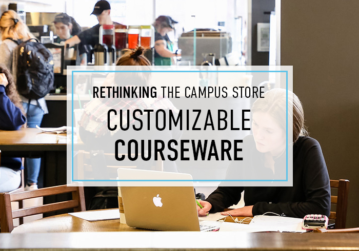 customizable courseware