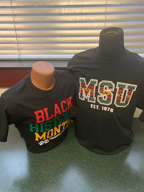 MSU Black History Month Shirt