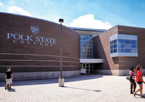 Polk State College Enhances College Affordability with Inclusive Access
