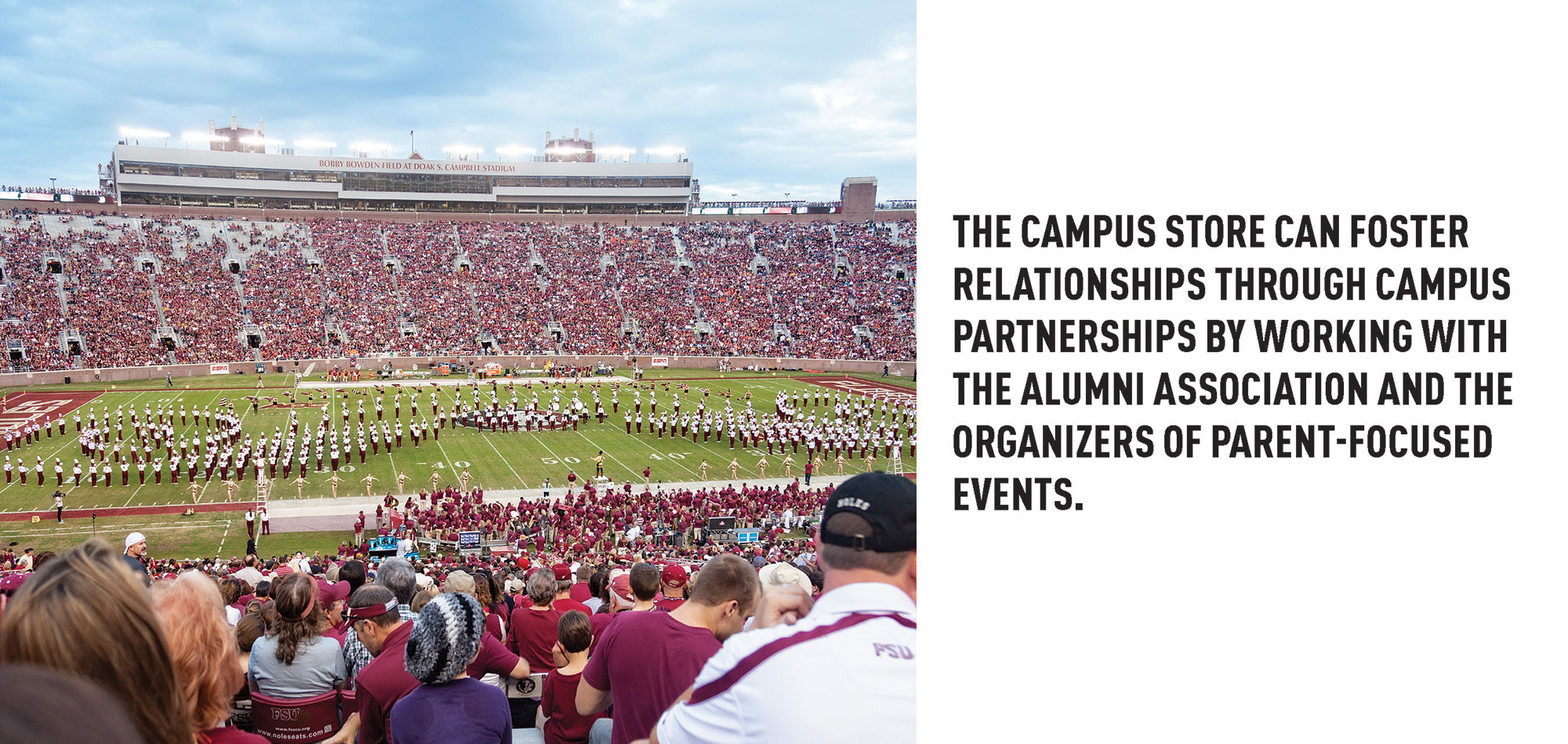 Campus partnerships
