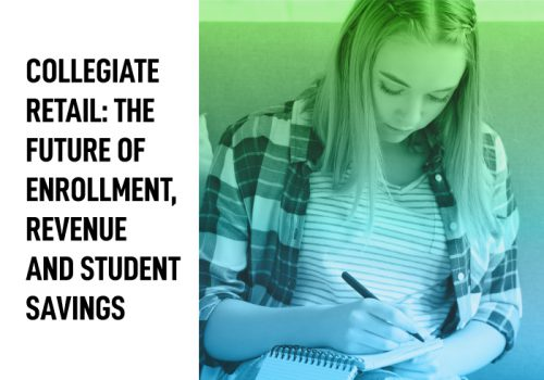 Enrollment, Revenue and Student Savings